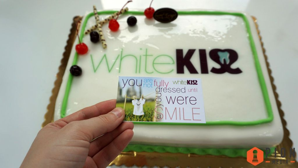 Tort celebrare WhiteKiss