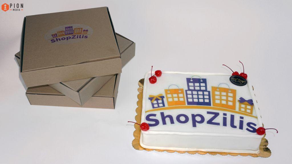 Tort inaugurare Shopzilis