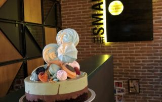 Tort lansare Smart Pub