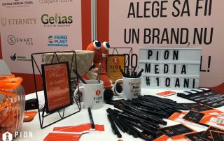 Pion Media - materiale promotionale